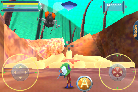Screenshot Dr. Nano X: Incredible Voyage – Lite