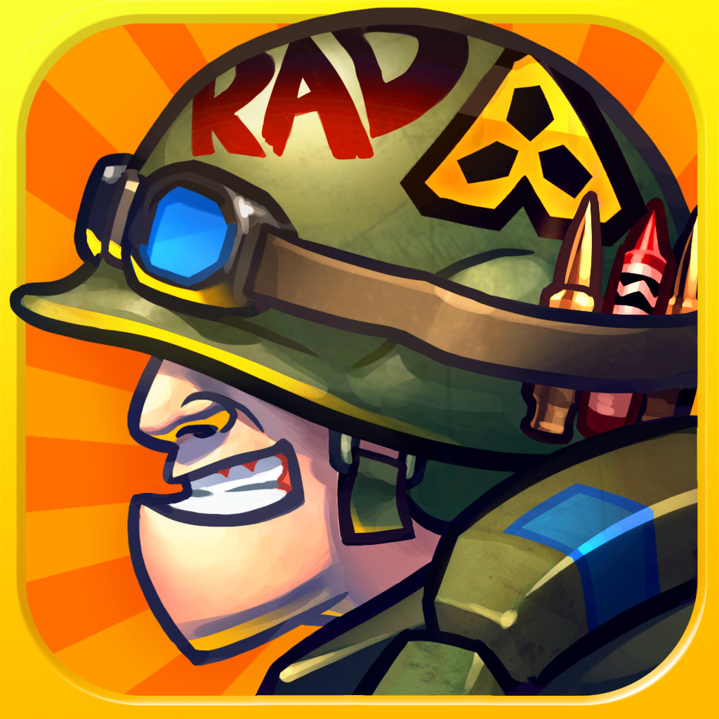 RAD Soldiers by WARCHEST LIMITED icon