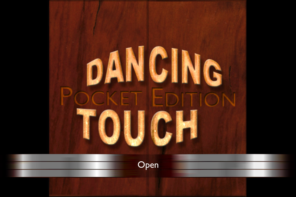 Screenshot Dancing Touch Pocket Edition