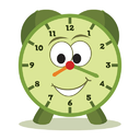 Tell Time - Little Matchups Game mobile app icon